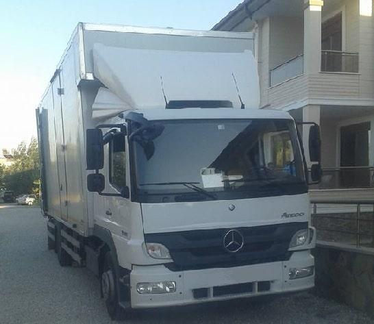 Dalaman kamyonumuz